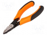 Bahco 2420 G-125 / Pliers; flat; 125mm