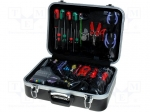 Goldtool GTK-900B / Set: general purpose; Pcs:85; Package: case; Material