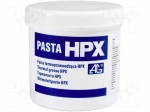 Ag termopasty / Heat transferring paste; silicon based; 1000g; PASTA HPX