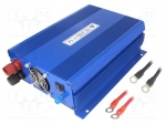 Azo digital IPS-1500S 2G 24V/230V / Converter: automotive dc/ac; 1.2kW; U