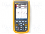 "Fluke FLUKE 124B / Scopemeter; Band: ≤40MHz; LCD TFT 5,7"" (640x480), co"