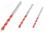 Alpen-maykestag 0000100703100 / Drills; wood, brick type materials, metal