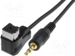 4carmedia / Aux adapter; Jack 3,5mm; Pioneer