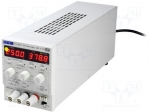 Aim-tti PLH250-P / Pwr sup.unit: laboratory; Channels:1; 0÷250VDC; 0÷0.