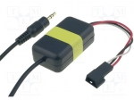 4carmedia / Aux adapter; Jack 3,5mm; BMW