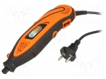 Pg tools PG142MD / Mini drill; 10000÷32000rpm; 135W; 230V; Plug: EU; 1.8