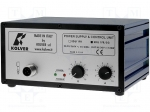 Kolver EDU1FR/SG / Power supply unit; 120W; Plug: EU; Equipment: mains ca