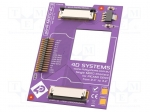 4d systems MOTG-AC3 / Accessories: MOTG; Interface: GPIO, I2C, SPI, UART;