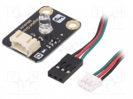 Dfrobot DFR0021-G / Module: LED; Gravity; 3.3÷5VDC; Colour: green