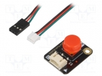 Dfrobot DFR0029-R / Sensor: touch; switch; digital; 3.3÷5VDC; Channels:1