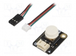 Dfrobot DFR0029-W / Sensor: touch; switch; digital; 3.3÷5VDC; Channels:1