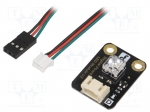 Dfrobot DFR0031-R / Module: LED; Gravity; 3.3÷5VDC; Colour: red