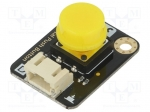 Dfrobot DFR0029-Y / Module: button; Gravity; Colour: yellow