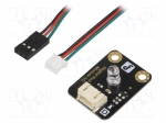Dfrobot DFR0021-R / Module: LED; Gravity; 3.3÷5VDC; Colour: red