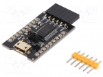 Dfrobot DFR0065 / Module: communication; RS232; FT232RL; USB, pin strips;