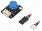 Dfrobot DFR0029-B / Sensor: touch; switch; digital; 3.3÷5VDC; Channels:1