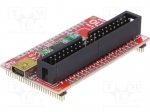 Olimex A13-SOM-WIFI-4GB / Extension module; 4GB; 61x48mm; IDC; Interface: