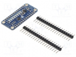Adafruit 1602 / Sensor: touch; 3.3÷5VDC; IC: CAP1188; Interface: I2C, SP