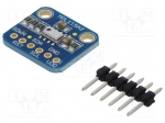 Adafruit 992 / Sensor: atmospheric; pressure, temperature; I2C; 2.4÷5.5V