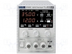 Aim-tti / Power supply: laboratory; Channels:1; 0÷60VDC; 0÷20A; Plug: E
