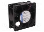 Ebm-papst 3212 JH4 / Fan: DC; axial; 92x92x38mm; 280m3/h; 73dBA; ball bea
